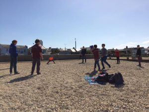 KYR outing to Whitstable area 6th April 2017