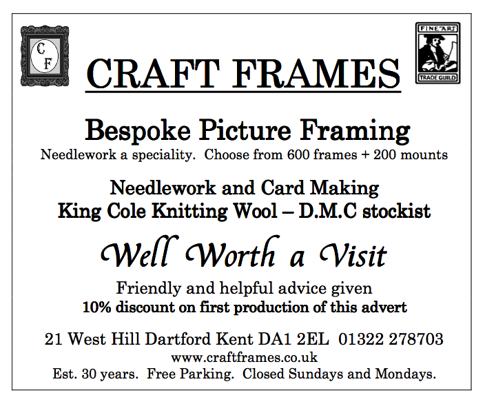 craft frames