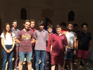 Quarter Peals galore (and a few peals): various Kent young ringers