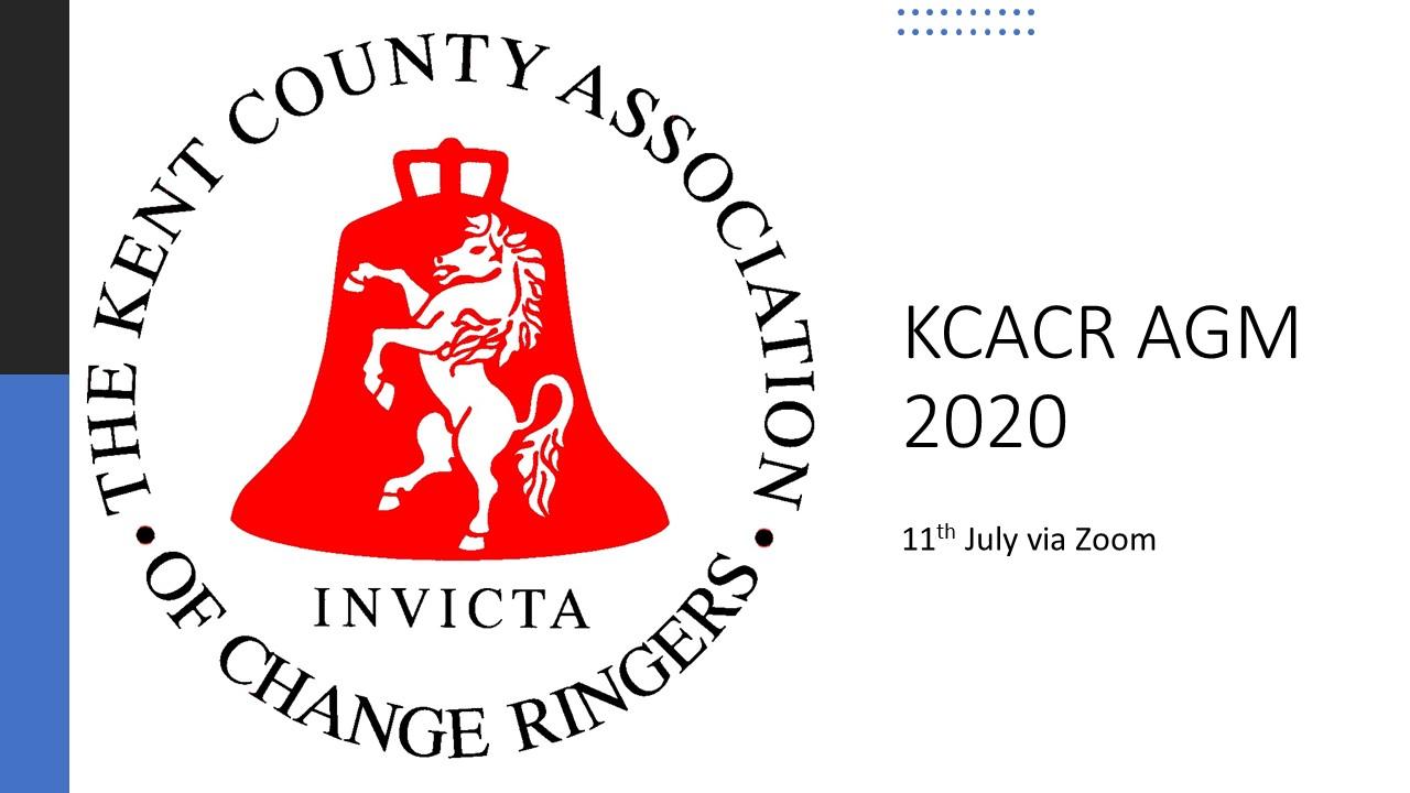 KCACR AGM 2020