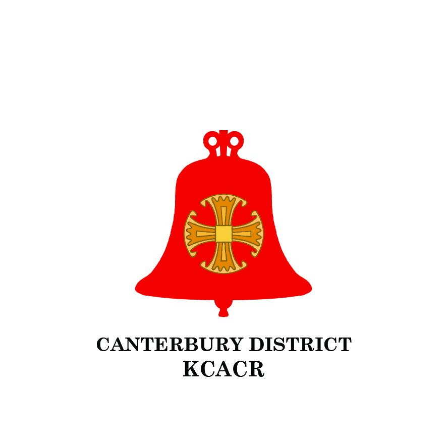 T-Shirt Logo KCACR Cant District-2